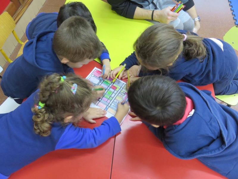 Colegio Santísima Trinidad Proyecto08